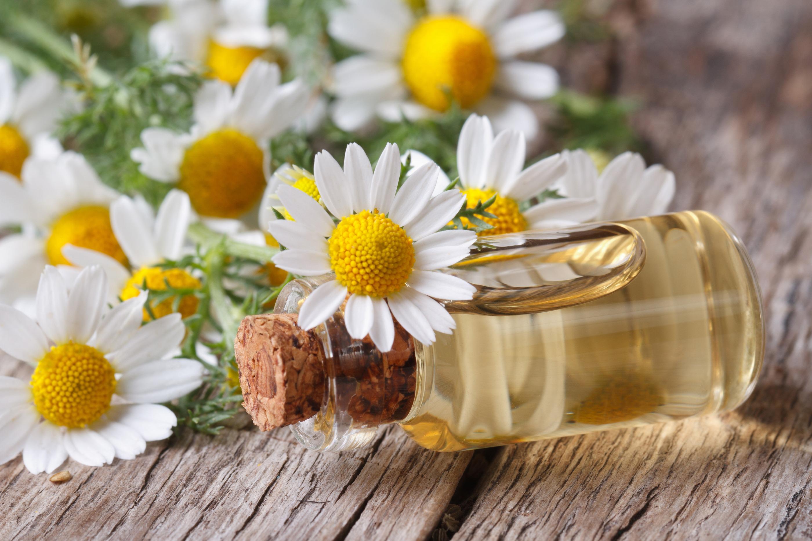 Recept Globinsko čiščenje kože z olji